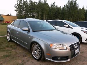 2008 Audi a4 s-line quattro