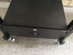 4u Rack Drawer c/w keys $100