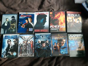 DVD and Blu-ray for sale