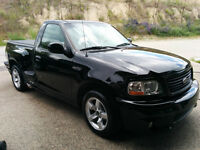 2002 Ford F-150 SVT Lightning $20,000 Priced to Sell
