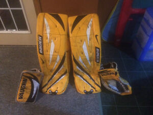 Goalie Equipment Package for Sale