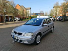 2004 Vauxhall Astra Automatic 1.6 Club
