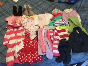 Girls fall/winter package 3-6 months **REDUCED**