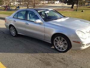 2007 Mercedes-Benz E-Class Sedan