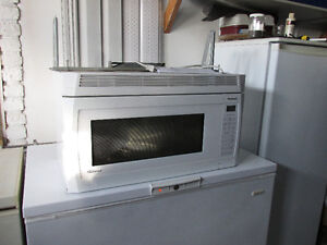 Panasonic Inverter Microwave