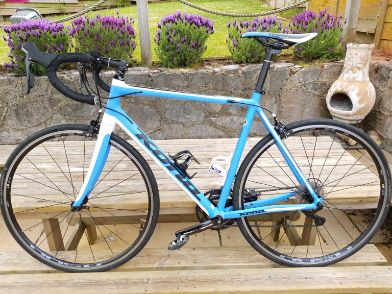 74320e959d8 Kona Zing Road Bike | in Preston, Devon | Gumtree