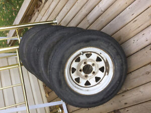 ST 175/80 R13 Trailer Tires