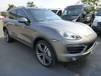 2013 Porsche Cayenne V8 D S Tiptronic PDK, LOW MILES, SUPERB CONDITION