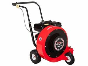 Gravely Hurricane Plus 14HP 4-Cycle Subaru Walk Behind Blower 404 cc Parking Lot Leaf Blower Little Wonder Billy Goat