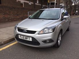 Ford Focus zetec 2010REG AUTO full service history and all previous moTs