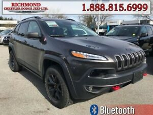 2018 Jeep Cherokee Trailhawk  - Bluetooth