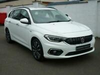2017 Fiat Tipo LOUNGE used cars WITH 2 YEARS FREE SERVICING* Estate Petrol Manua