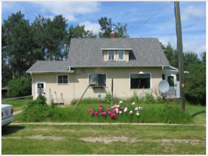 Farmhouse to be moved for sale