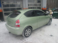 2008 Hyundai Accent Coupe WITH SAFETY+ETEST+1YEARWARRANTY $2500