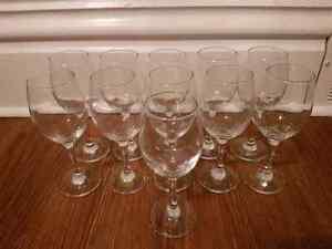 WINE GLASSES Kitchener / Waterloo Kitchener Area image 1