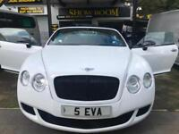 2010 BENTLEY GTC CONVERTIBLE / FORMER PREMIERSHIP FOOTBALL CELEBRITY