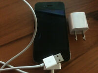 IPhone 4S with charger, great condition! Telus Carrier Locked
