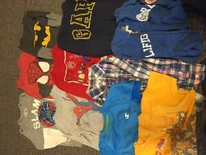 Boys fall/winter clothes 3T-4T