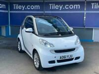 2011 smart fortwo 1.0 MHD Passion Softouch 2dr Coupe Petrol Automatic