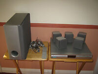 Quality Sony Dolby 5.1 Surround Sound Home Cinema Theatre DVD System Bargain £45 For Quick Sale