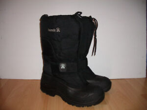 ** KAMIK ** bottes d'hiver waterproof size 12 US / 45 EU