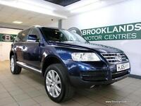Volkswagen Touareg 2.5 TDI SPORT [5X SERVICES, LEATHER and HEATED SEATS]