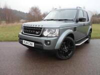 Land Rover Discovery 4 hse luxury 3.0 SDV6 (255bhp) HSE Luxury 2014 Auto