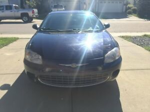 2003 Chrysler Sebring LX : LOW KM!