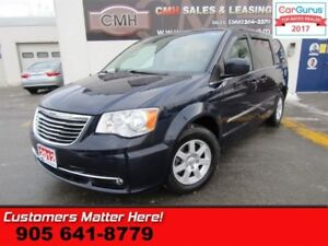 2012 Chrysler Town  Country Touring  STOW N GO, NAVI, ROOF, DVD,