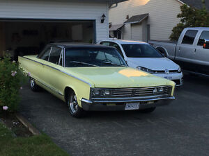1966 Chrysler Windsor (Newport) 2dr hardtop
