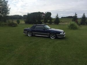 Fox body for sale