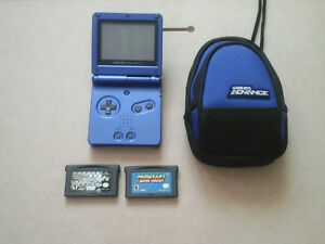 Gameboy Advance and Games