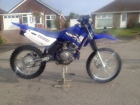 Yamaha TTR 125, similar to Honda CRF, Mx, Motocross.