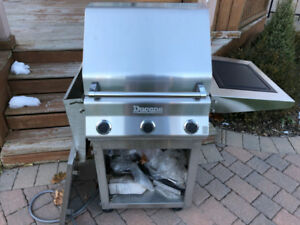 Ducane Stainless Barbecue (Used)