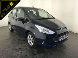 2014 64 FORD B-MAX ZETEC TURBO 1 OWNER FORD SERVICE HISTORY FINANCE PX