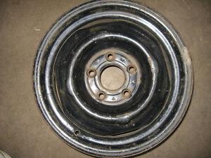 1975 Chevelle stock wheel rim, 15X6  rare, sell/trade