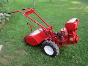7HP TROY BUILT HORSE REAR TINE  ROTOTILLER