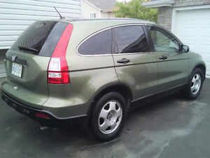 2008 Honda CR-V LX Safetied