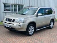 2008 Nissan X-Trail 2.0 dCi Aventura Explorer Extreme 4WD 5dr SUV Diesel Manual