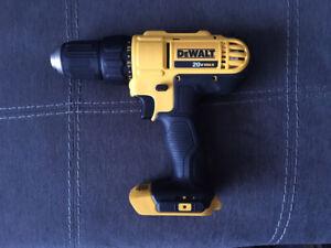 DeWalt 20V Max Drill/Driver - NEW!