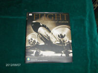 FLIGHT-100 YEARS OF AVIATION-2002-D.K. BOOKS-VINTAGE HARDCOVER