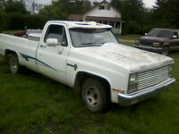 1982 and 1983 c10 chevy gmc $sale or trade