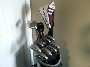 Complete Golf Club Set – Ping, TaylorMade