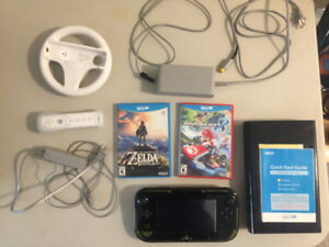 USED Wii U and Games