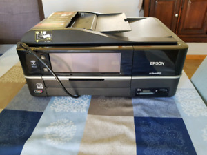 Epson printer, scanner and fax machine