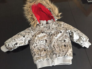 Baby winter jacket West Island Greater Montréal image 1