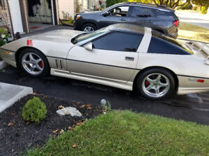 87 Corvette Greenwood with A/c!