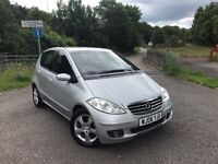 Mercedes A150 SE Avantgarde - 2006 + 1 lady owner from new