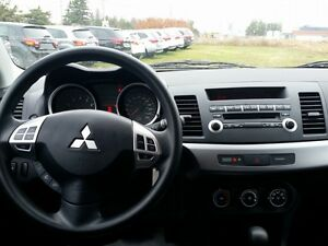 2011 Mitsubishi Lancer Sportback ES Peterborough Peterborough Area image 4