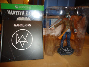 WATCH DOGS XBOX ONE COLLECTORS EDITION